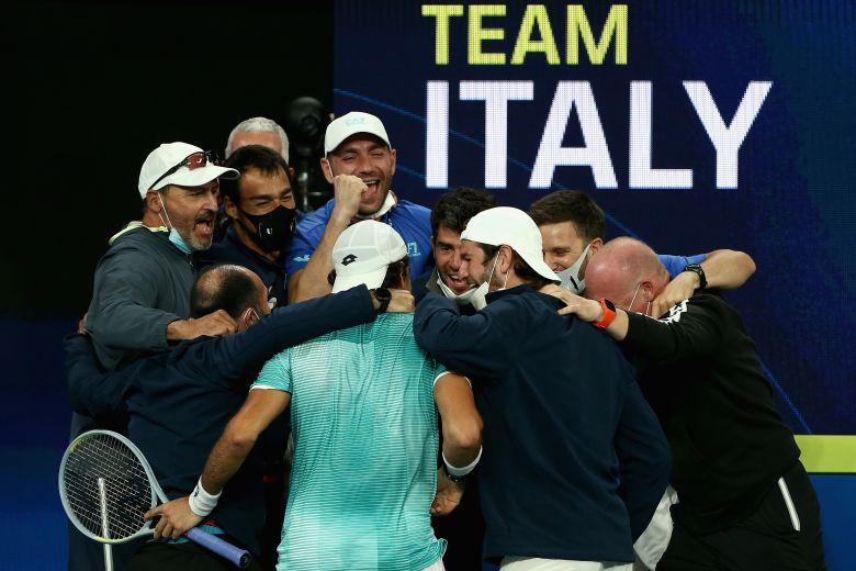 ATP - Avec Lorenzo Musetti, c'est 'Forza Italia' dans le Top 100