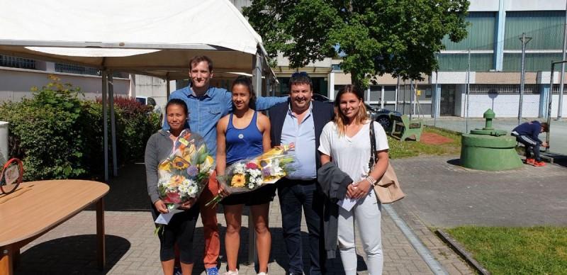 WTA - Strasbourg - Emeline Dartron wild-card en qualifs