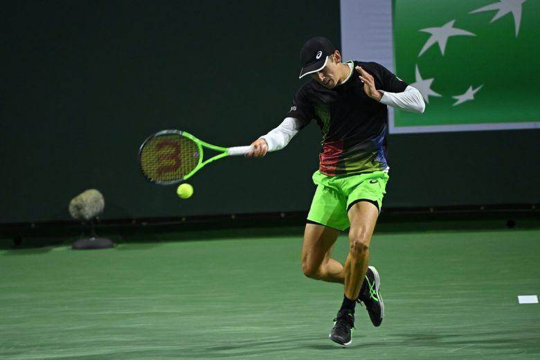 ATP - Indian Wells - De Minaur : 'Inverser la tendance et finir fort !'