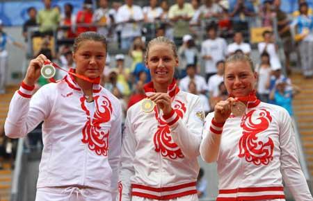 Jeux Olympiques - Replay : Dementieva et le triplé russe