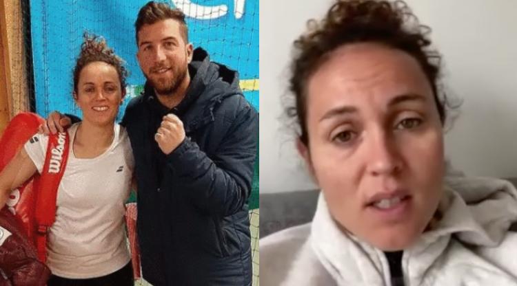 ITW - Gaëlle Desperrier, 33 ans, a un rêve : 'Jouer Roland-Garros !'