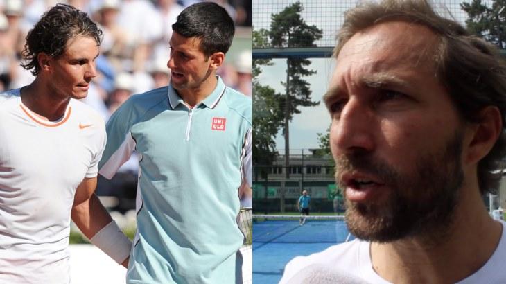 Roland-Garros - Di Pasquale : 'Ça m'excite grave ce Nadal-Djokovic !'