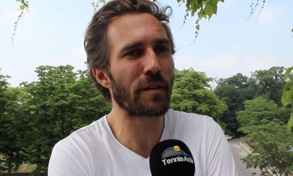 ATP - Arnaud Di Pasquale sur la relève du tennis français