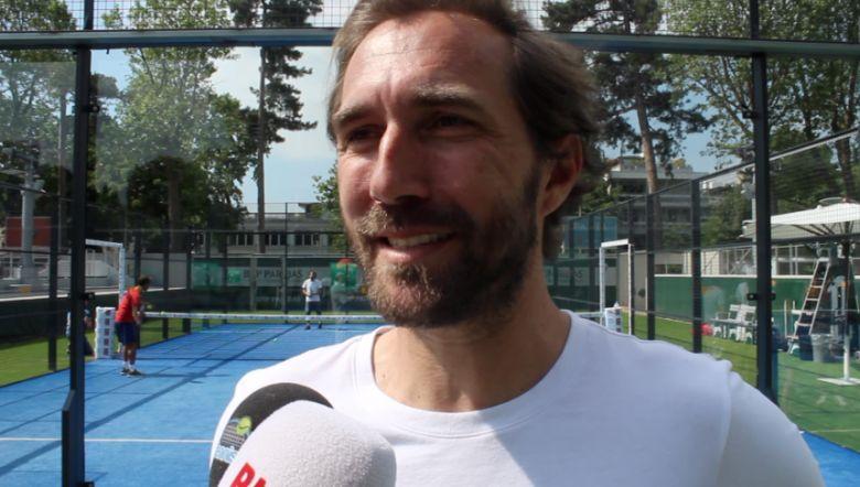 Roland-Garros - Di Pasquale : 'Pourquoi pas un Roland-Garros de Padel'