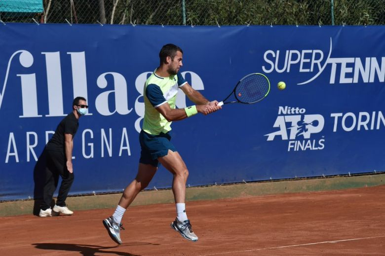 ATP - Sardinia - Djere sacré en Sardaigne face à Cecchinato !