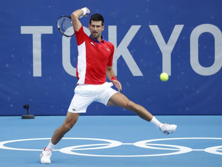 JO - Tokyo (D) - Sale journée pour Djokovic, 2 paires russes en finale