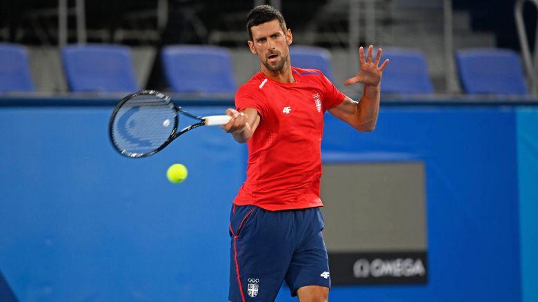 JO - Tokyo - Djokovic facile, Humbert et Chardy au 2e tour, récap'