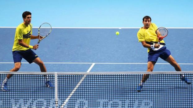 Nitto ATP Finals - La volée sensationnelle d'Ivan Dodig