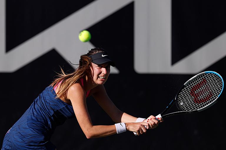 WTA - Saint-Malo - À l'essai avec Drouet, Dodin hérite de Cornet !