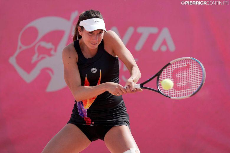 WTA - Saint-Malo - Océane Dodin se paie Alizé Cornet ! Tan qualifiée