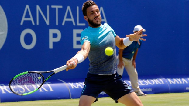 ATP - Saint-Pétersbourg  - Entrée réussie pour Damir Dzumhur