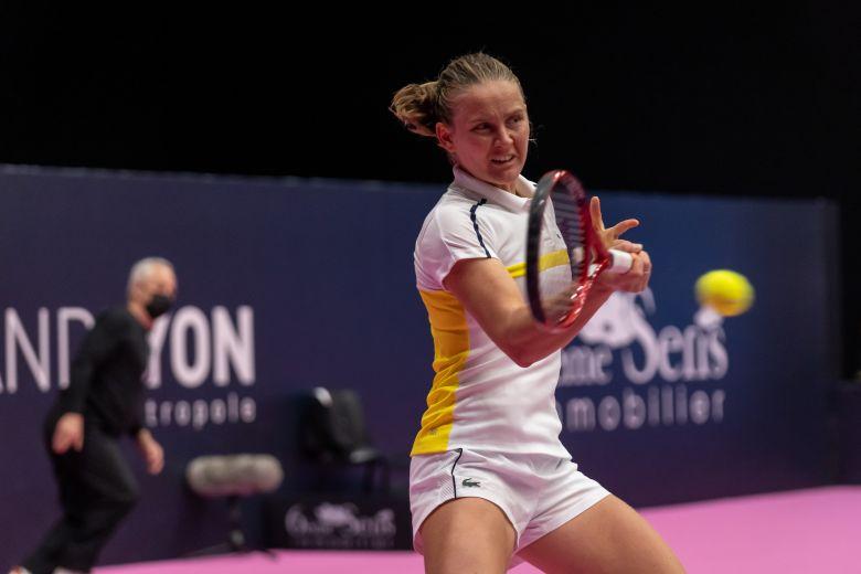 WTA - Lyon - Ferro remporte le derby, regrets pour Kiki Mladenovic
