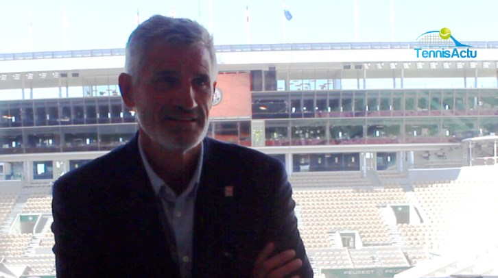 Média - Discovery diffuseur de Roland-Garros jusqu'en 2026 en Europe