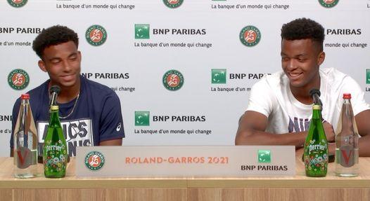 Roland-Garros - Fils/Mpetshi titrés : 'Maintenant, c'est le Bac jeudi'