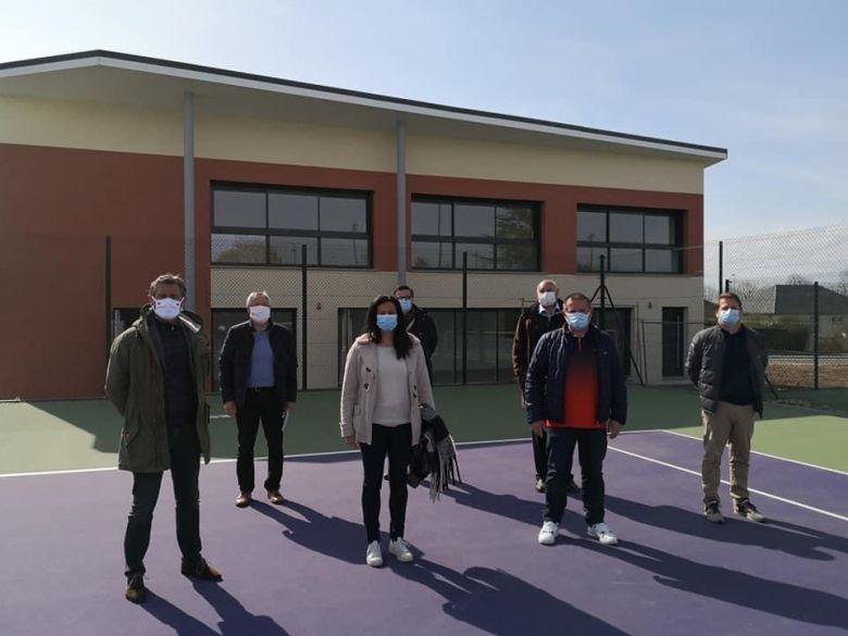 ITF - Le club de Neubourg, en Normandie, va organiser un 80 000 $