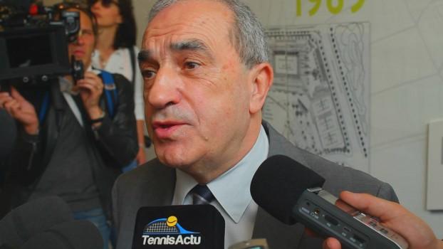FFT - Jean Gachassin : 'Cette campagne a nui à la FFT'