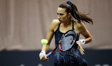WTA - Garcia Perez : 'A Palerme, tout le monde fait ce qu'il veut...'