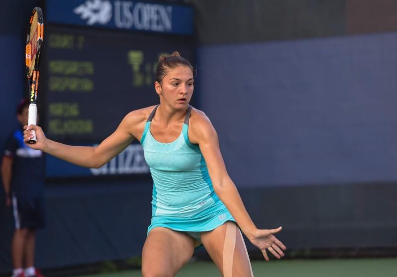WTA - Tashkent - Ferro battue, Gasparyan poursuit son retour