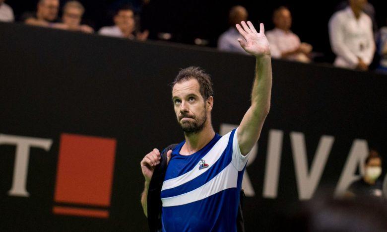 ATP - Richard Gasquet : 'Je sens que je suis encore compétitif... '