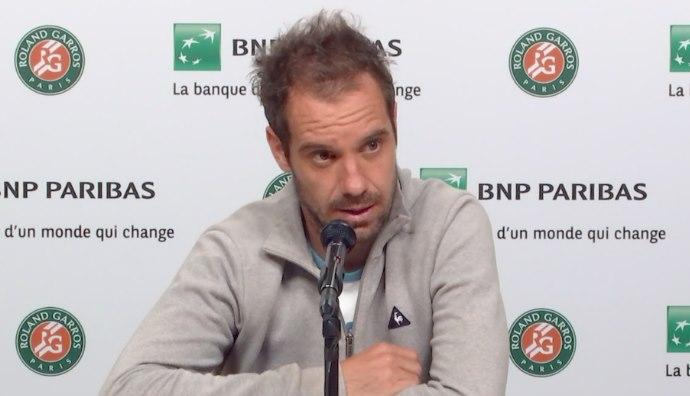 Roland-Garros - Gasquet sur le 0/29 des Bleus : 'On peut aider... '
