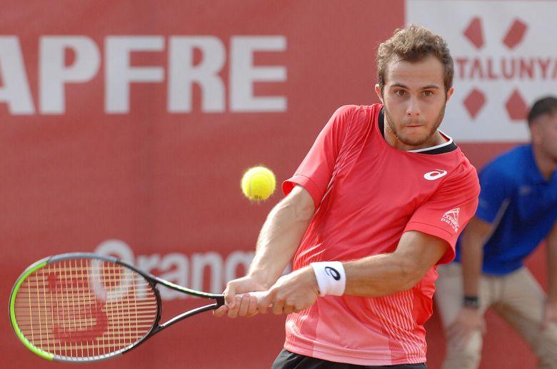 Toulouse (M25) - Briand en huitième, Gaston gagne en double avec Garcian!