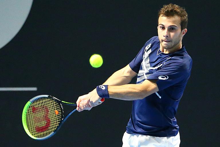 Open d'Australie (Q) - Melbourne s'est arrêté à Doha pour Hugo Gaston
