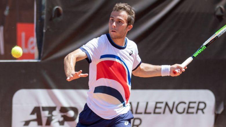 ATP - Gstaad - Hugo Gaston : 'Donner le maximum pour ramener la coupe'