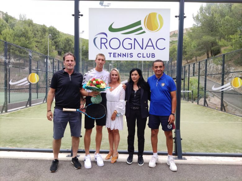 Wimbledon (J) - Sascha Gueymard Wayenburg pointe au 13e rang mondial