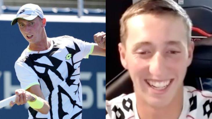 ITW - Sascha Gueymard Wayenburg : 'Roland-Garros m'a sauvé et libéré !'