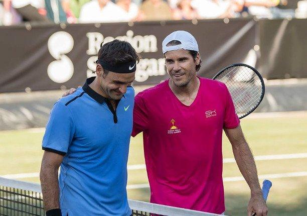 ATP  - Tommy Haas : 'Roger a toujours faim et espère revenir'