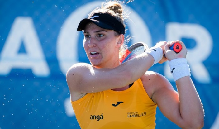 WTA - Indian Wells - Haddad Maia sort Pliskova, Krejcikova, Jabeur ok...