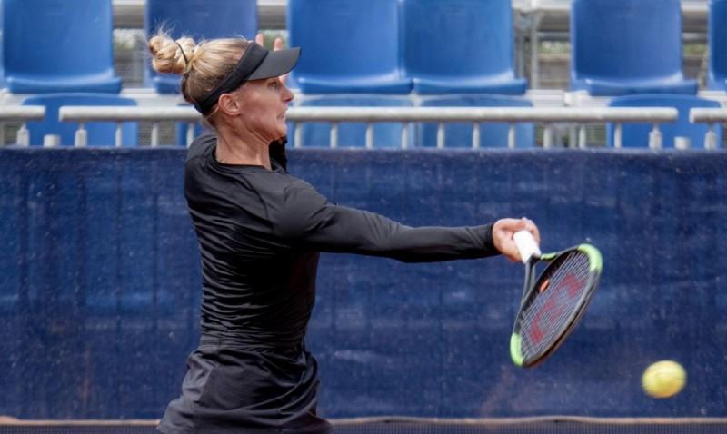 WTA - Lugano - Hercog est devenue la 17e lauréate en 2019