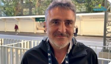Roland-Garros (P) - Stéphane Houdet : 'On a eu de la chance de jouer'