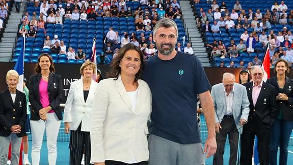 ATP/WTA - Ivanisevic et Martinez attendront 2021 pour le Hall of Fame