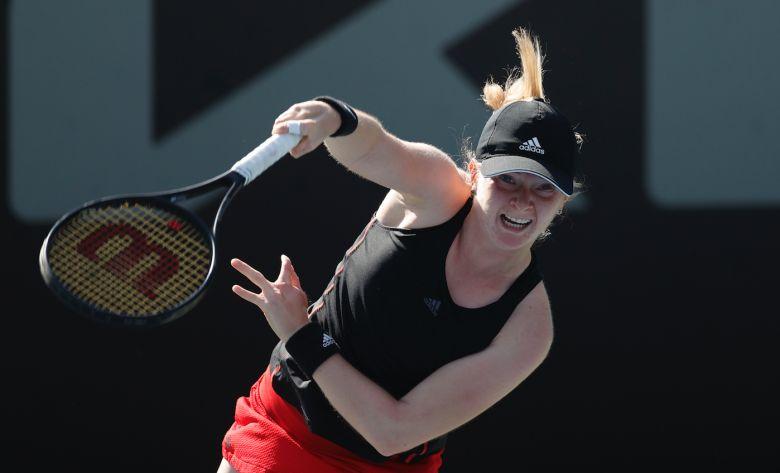 Open d'Australie - Fran Jones, la belle histoire de ce début d'année
