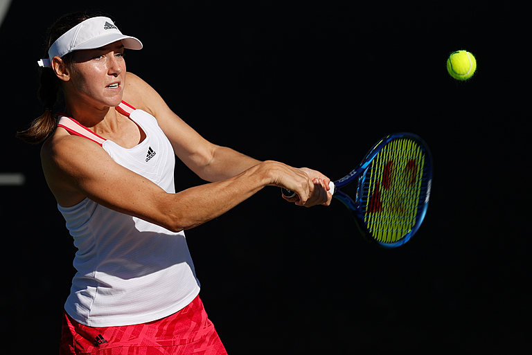 WTA - Portoroz - Juvan élimine Martic, Yastremska abandonne