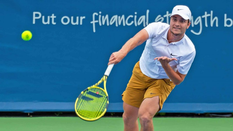 ATP - Cincinnati - Miomir Kecmanovic poursuit sa progression