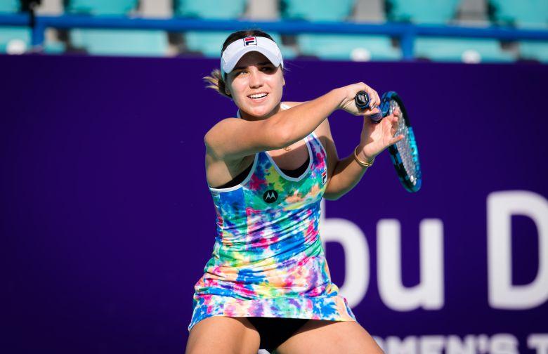 WTA - Abu Dhabi - Kenin et Svitolina sauvent des balles de match