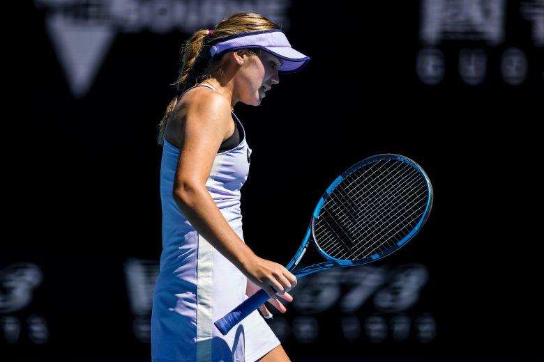 WTA - S. Kenin : 'Je n'ai pas bien géré mes émotions en début d'année'