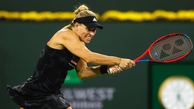 WTA - Indian Wells - 5e quart en Californie pour Angelique Kerber