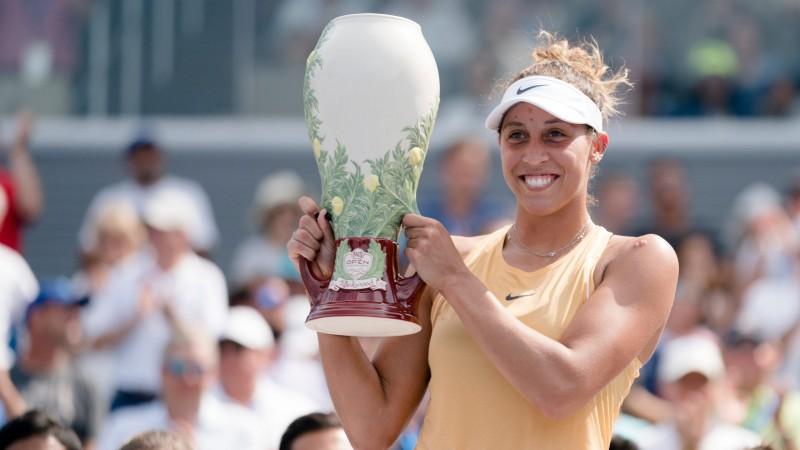 WTA - Classement  - Osaka toujours au sommet, Keys top 10