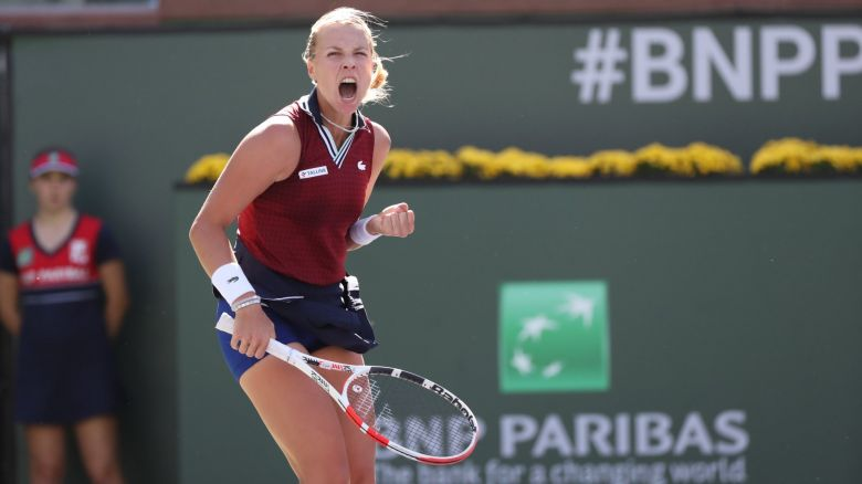 WTA  - Anett Kontaveit : 'Dmitry (Tursunov) m'a beaucoup aidée'