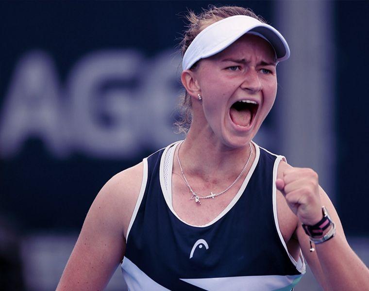 WTA - Prague - Krejcikova écrase Martincova pour son 3e titre en 2021