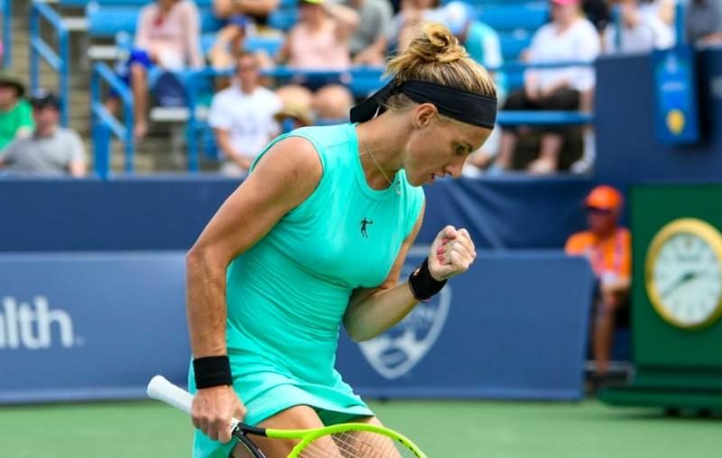 WTA - Cincinnati - Visa pour la demi pour Svetlana Kuznetsova