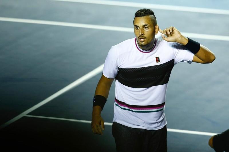 ATP - James Blake futur coach de Kyrgios ? : 'Un potentiel inexploité'