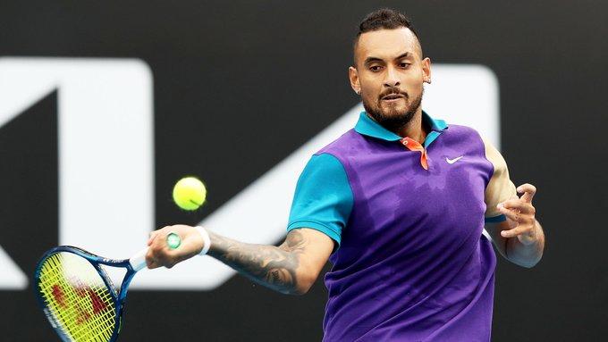 ATP - Blessé au genou, Kyrgios compte revenir pour l'Open d'Australie