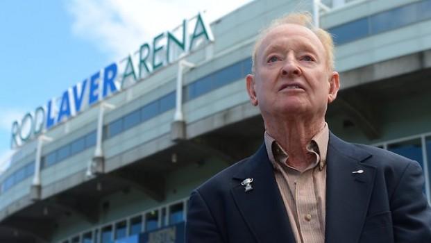 Open d'Australie - Rod Laver ne fera pas le déplacement à Melbourne