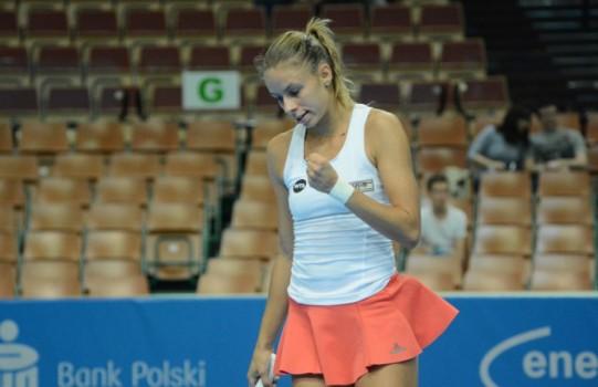 WTA - Nanchang - Magda Linette affrontera Peterson en quarts