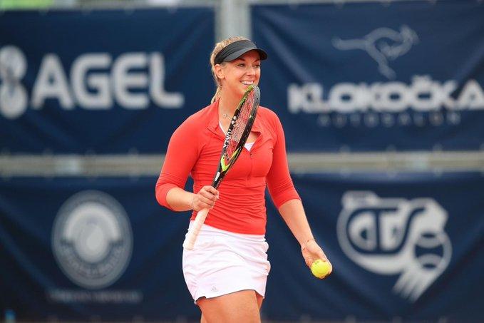 WTA - Prague - Sabine Lisicki et Clara Tauson perdent le sourire