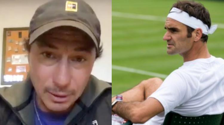 Le Mag - Lisnard : &quot;Le rêve &quot;<b>Wimbledon</b>&quot; pour Federer tient la route !&quot;